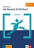 KOMPAKT Mit Erfolg zu telc Deutsch B1-B2 Beruf. Buch und Online-Angebot