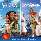 Disney / Doppel-Box - Vaiana / Zoomania (MP3-Download)