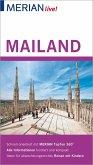 MERIAN live! Reiseführer Mailand (eBook, ePUB)
