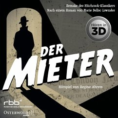 Der Mieter (MP3-Download) - Belloc Lowndes, Marie