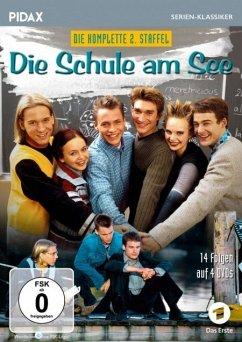 Die Schule am See - Die komplette 2. Staffel (4...