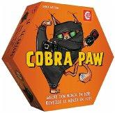 Carletto 646210 - Gamefactory, Cobra Paw, Wecke den Ninja in Dir, Würfelspiel, Legespiel