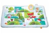 Tiny Love Super Mat Baby-Krabbeldecke/Spieldecke ab der Geburt, XL mehrfarbig