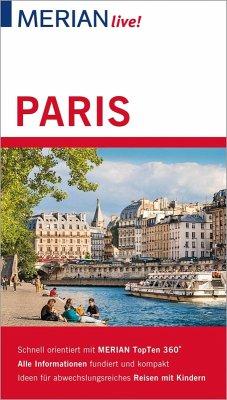 MERIAN live! Reiseführer Paris (eBook, ePUB) - Bohlmann-Modersohn, Marina