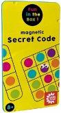 Carletto 646207 - Gamefactory, Magnetic Secret Code, Reisespiel
