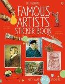 Famous Artists Sticker Book
