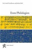 Erste Philologien (eBook, PDF)