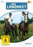 Der Landarzt - 5. Staffel DVD-Box