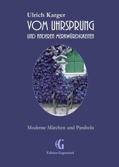 Vom Uhrsprung und anderen Merkwürdigkeiten - Karger, Ulrich