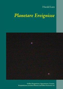 Planetare Ereignisse (eBook, ePUB)