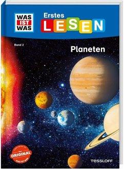 Planeten / WAS IST WAS Erstes Lesen Bd.2 - Braun, Christina