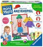 Ravensburger 04546 - ministeps® Mein Erstes Anziehspiel, Farben Legespiel
