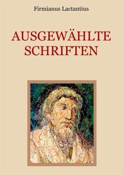 Ausgewählte Schriften (eBook, ePUB)