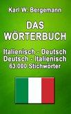 Das Wörterbuch Italienisch-Deutsch / Deutsch-Italienisch (eBook, ePUB)