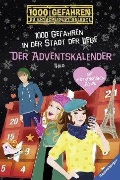 Der Adventskalender - 1000 Gefahren in der Stad...