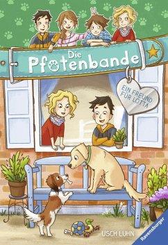 Ein Freund für Lotta / Die Pfotenbande Bd.6 (eBook, ePUB) - Luhn, Usch