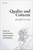 Quality and Content (eBook, ePUB)