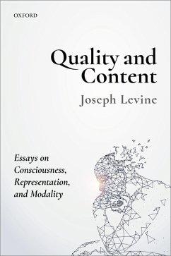 Quality and Content (eBook, ePUB)