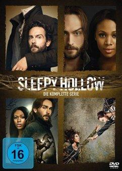 Sleepy Hollow - Complete Box DVD-Box