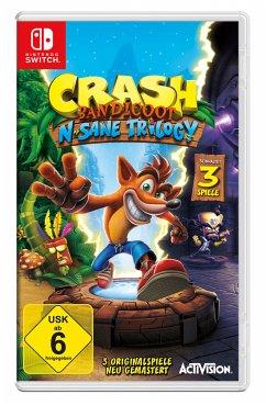 Crash Bandicoot - N.Sane Trilogy (Nintendo Switch)