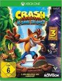 Crash Bandicoot - N.Sane Trilogy (Xbox One)