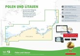Delius Klasing-Sportbootkarten: Polen und Litauen (Ausgabe 2018/2019), m. CD-ROM