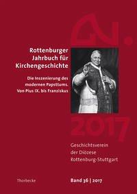 Rottenburger Jahrbuch für Kirchengeschichte 36/2017