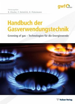 Handbuch der Gasverwendungstechnik