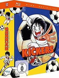 Kickers - Gesamtausgabe (Folge 1-26) Bluray Box