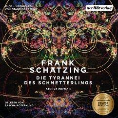 Die Tyrannei des Schmetterlings, 20 Audio-CDs - Schätzing, Frank