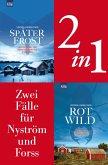 Zwei Fälle für Ingrid Nyström und Stina Forss (2in1-Bundle) (eBook, ePUB)