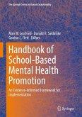 Handbook of School-Based Mental Health Promotion