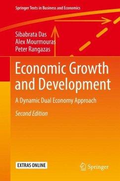 Economic Growth and Development - Das, Sibabrata; Mourmouras, Alex; Rangazas, Peter