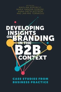 Developing Insights on Branding in the B2B Cont...