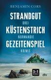 Strandgut - Küstenstrich - Gezeitenspiel / Nicolas Guerlain Bd.1-3 (eBook, ePUB)