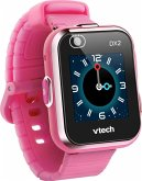 VTech 80-193854 - Kidizoom Smart Watch DX2, Pink, Smartwatch für Kinder, Kindersmartwatch