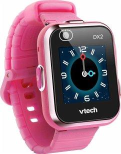 VTech 80-193854 - Kidizoom Smart Watch DX2, Pink, Smartwatch für Kinder, Kindersmartwatch