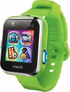 VTech 80-193884 - Kidizoom Smart Watch DX2, Grün, Smartwatch für Kinder, Kindersmartwatch