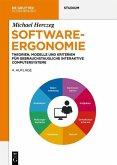 Software-Ergonomie (eBook, ePUB)