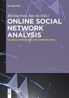 Online Social Network Analysis Vol 3