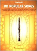 101 Popular Songs -For Clarinet-