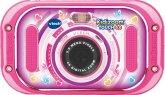 VTech 80-163554 - Kidizoom Touch 5.0, Kinderkamera, Digitalkamera für Kinder, Kamera, pink