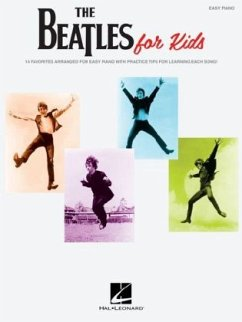 The Beatles For Kids, Klavier - The Beatles