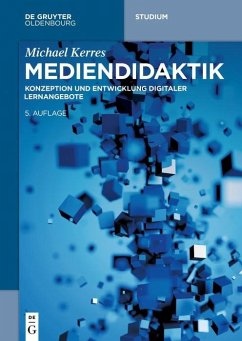 Mediendidaktik (eBook, ePUB) - Kerres, Michael