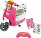 Zapf Creation 824771 - Baby Born City RC Scooter, Roller