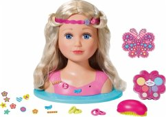 Zapf Creation 824788 - Baby Born Sister Styling Head Puppe