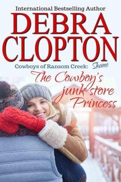 Shane: Clean and Wholesome Romance (Cowboys of Ransom Creek, #4) (eBook, ePUB)