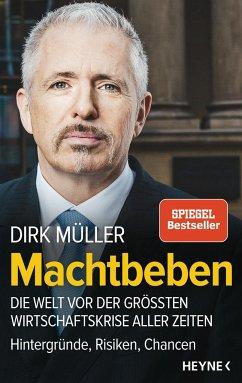 Machtbeben - Müller, Dirk