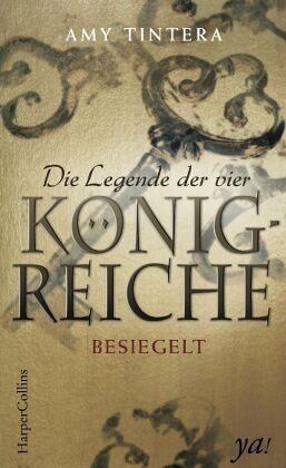 Buch-Reihe Die Legende der vier Königreiche