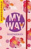 MARCO POLO My Way Reisetagebuch Blumen